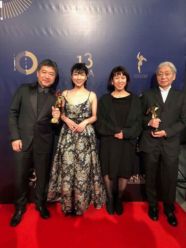 画像5: アジア・フィルム・アワード-それぞれ日本作品では10年ぶりの快挙!-『万引き家族』作品賞!そして最優秀音楽賞は細野晴臣!
