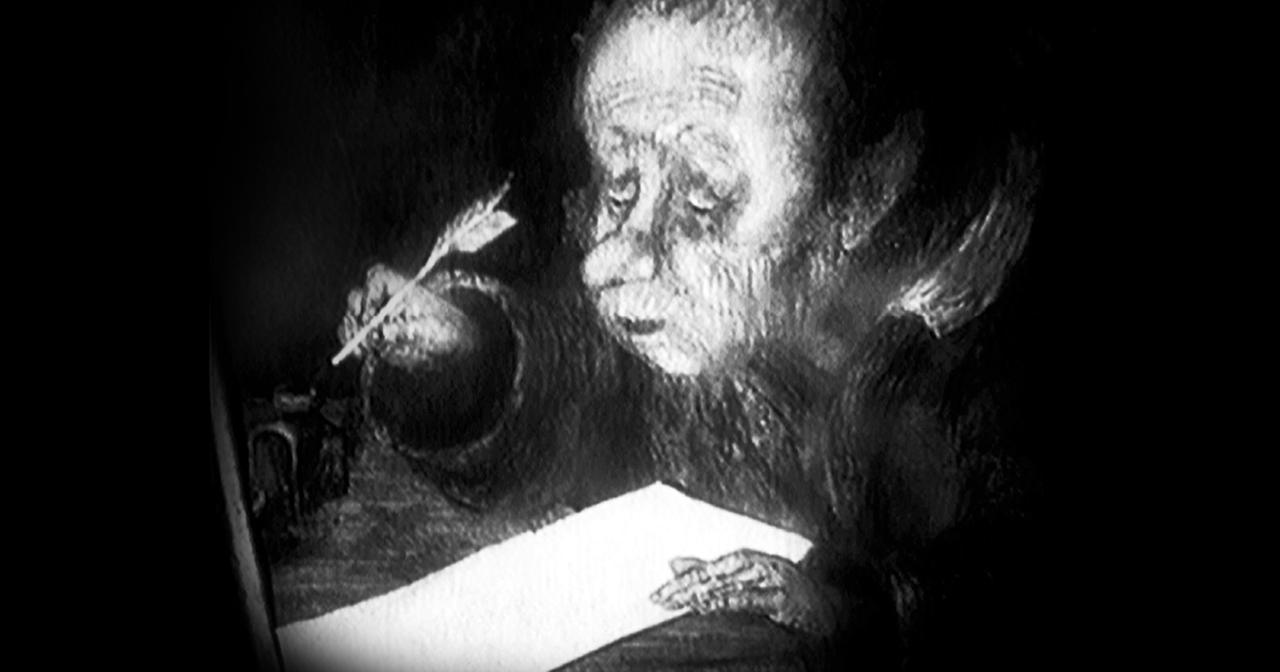 画像: 映画「ユーリー・ノルシュテイン《外套》をつくる」公式ホームページ