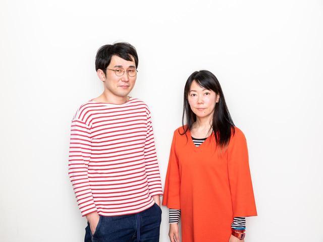 画像3: 左より じろう(シソンヌ)さん、大九明子監督