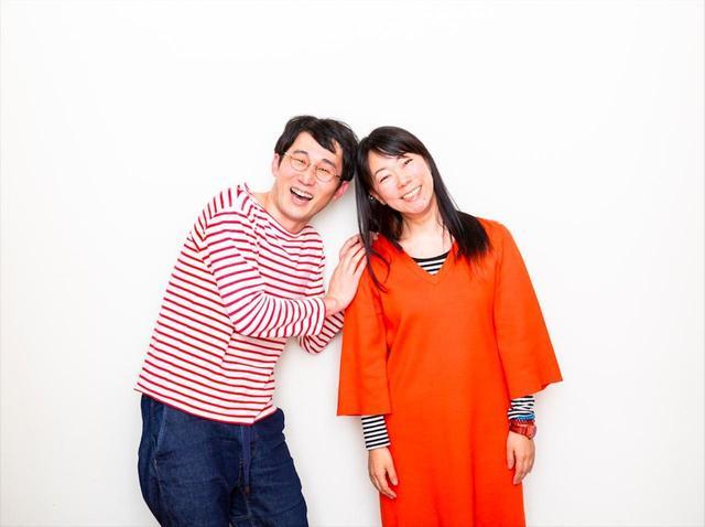 画像1: 左より じろう(シソンヌ)さん、大九明子監督