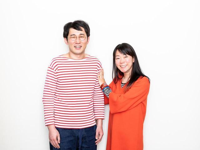 画像2: 左より じろう(シソンヌ)さん、大九明子監督