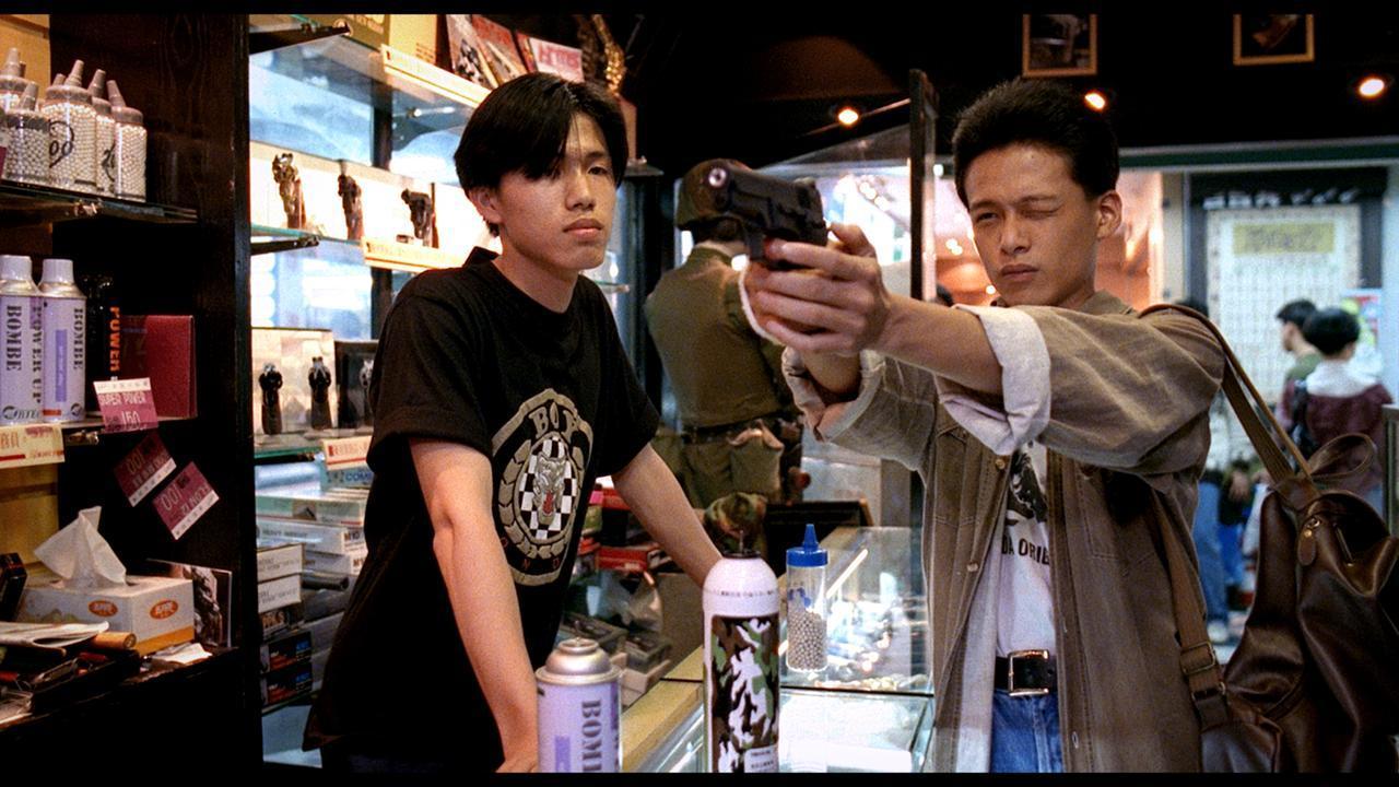 画像: 『青春神話』(監督:ツァイ・ミンリャン)