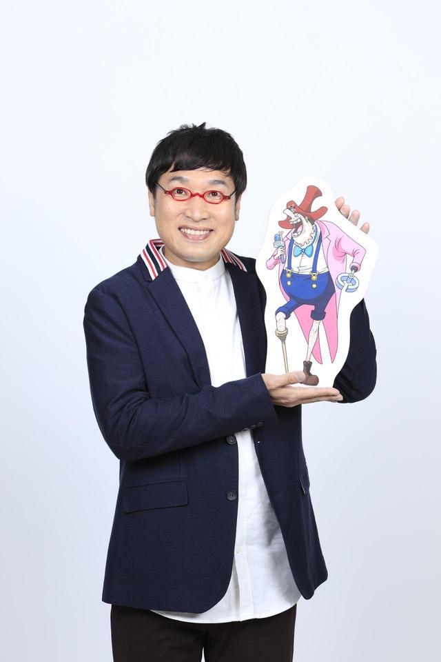 画像: ドナルド・モデラート役 南海キャンディーズ・山里亮太