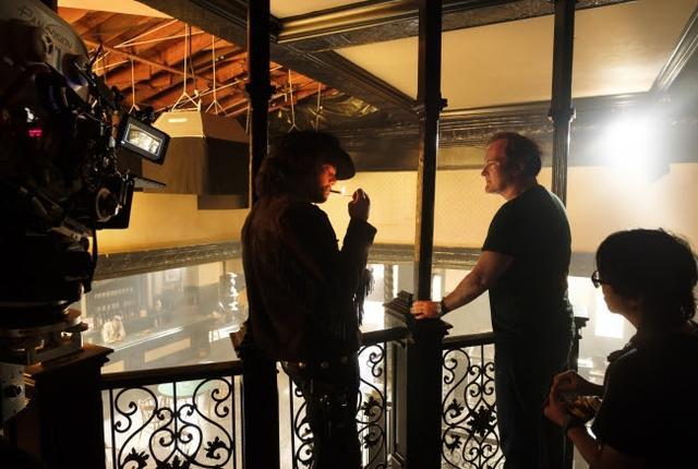 画像1: タランティーノ監督56歳のお誕生日にメイキング写真が解禁!ディカプリオ×ブラピ初共演!『ワンス・アポン・ア・タイム・イン・ハリウッド』