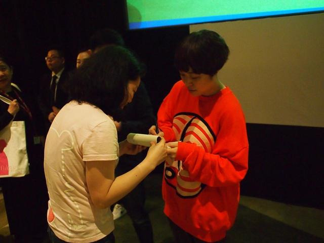 画像2: 箱田優子監督が登壇! 「主人公を自分の周りにいるあの人みたい、と感じながら楽しんでほしい!」