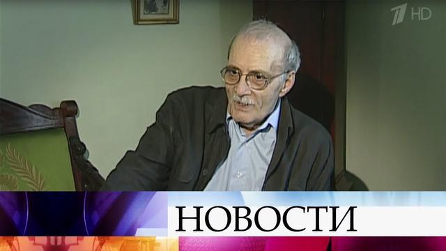 画像: Кинорежиссер Георгий Данелия скончался в Москве на 89 году жизни. youtu.be