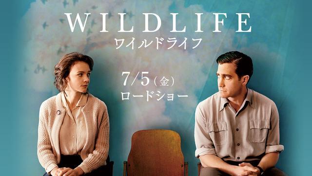 画像: 映画『ワイルドライフ』公式サイト 7月5日(金)全国ロードショー