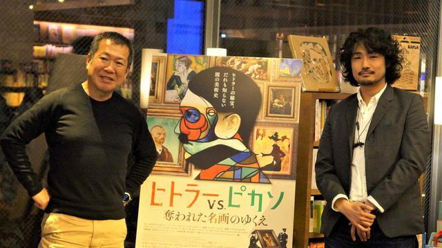 画像: ※写真:佐々木俊尚氏(左)、水野祐氏