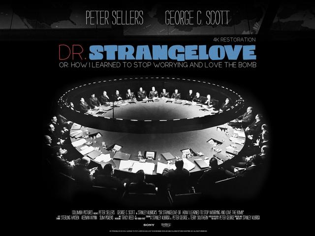 画像: Dr. Strangelove returns with exclusive new short film | Park Circus
