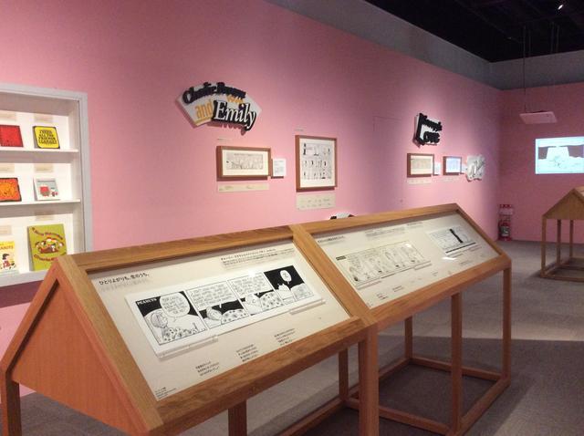 画像4: 「スヌーピーミュージアム展」展示風景 グランフロント大阪 北館 ナレッジキャピタル イベントラボ ©Peanuts Worldwide LLC photo©︎cinefil