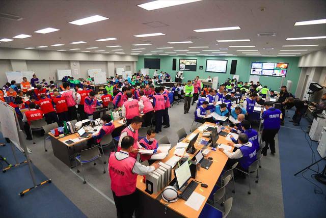 画像: 図3「緊急対策室」 © 2020『Fukushima 50』製作委員会