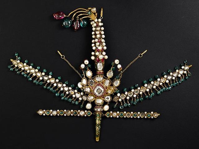 画像: 《ターバン飾り》 17世紀 トプカプ宮殿博物館蔵
