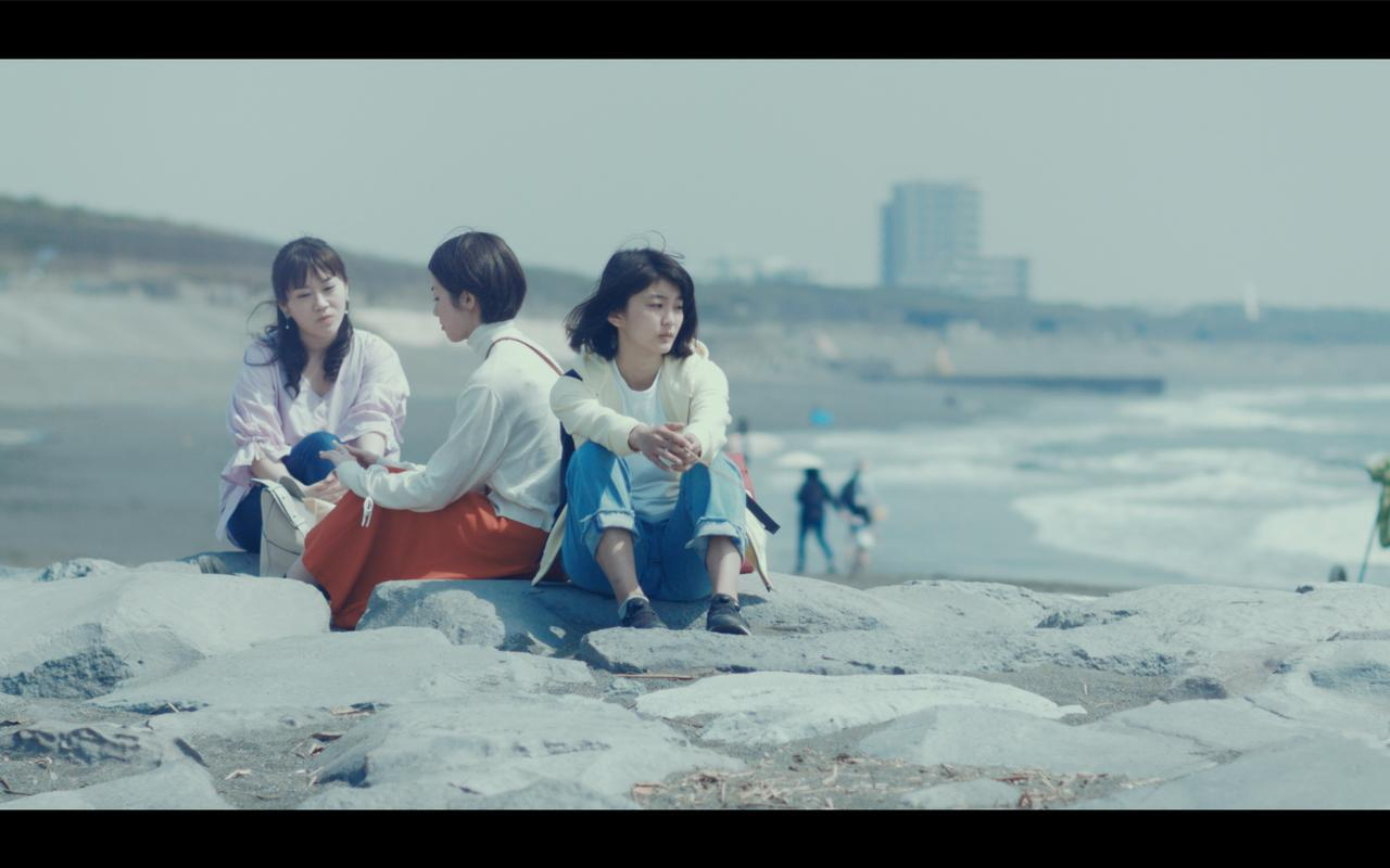 """画像4: (C)""""Jeux de plage""""Film Partners"""