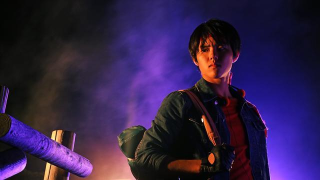 画像: 映画『一文字拳 序章 -最強カンフー少年対地獄の殺人空手使い-』公式サイト