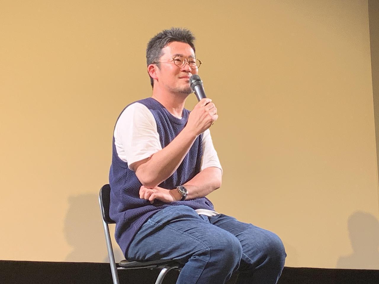 画像: 中野量太監督