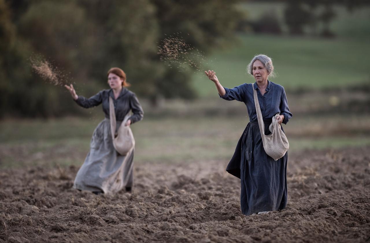 画像7: © 2017 - Les films du Worso - Rita Productions - KNM - Pathé Production - Orange Studio - France 3 Cinéma - Versus production - RTS Radio Télévision Suisse
