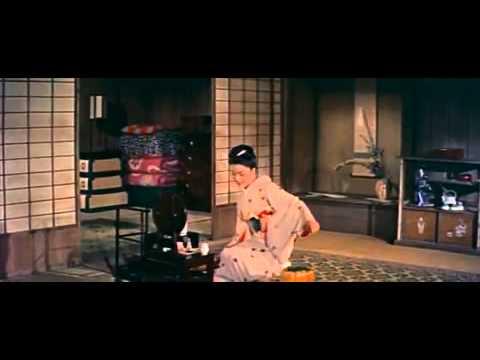 画像: The Teahouse of the August Moon Trailer youtu.be