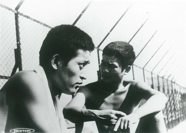 画像: 『不良少年』(1961)羽仁進監督
