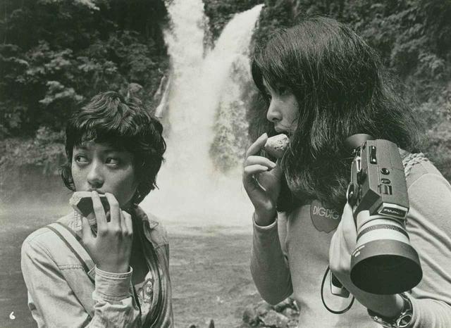 画像: 『午前中の時間割り』(1972) 羽仁進監督