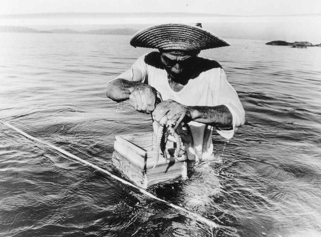 画像: 『水俣 患者さんとその世界』(1971) 土本典昭監督