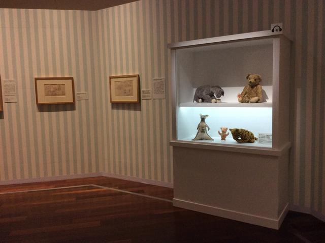 画像1: 「クマのプーさん展 」大阪会場 展示風景 photo©︎cinefil