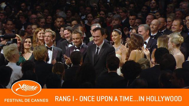 画像: ONCE UPON A TIME - Rang I - Cannes 2019 - VF youtu.be