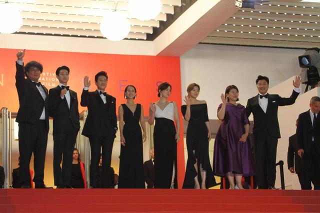 画像: 第72回カンヌ国際映画祭最高賞パルムドール受賞! 「 PARASITE 」 (英題)