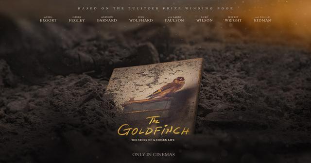 画像: THE GOLDFINCH | Only In Cinemas