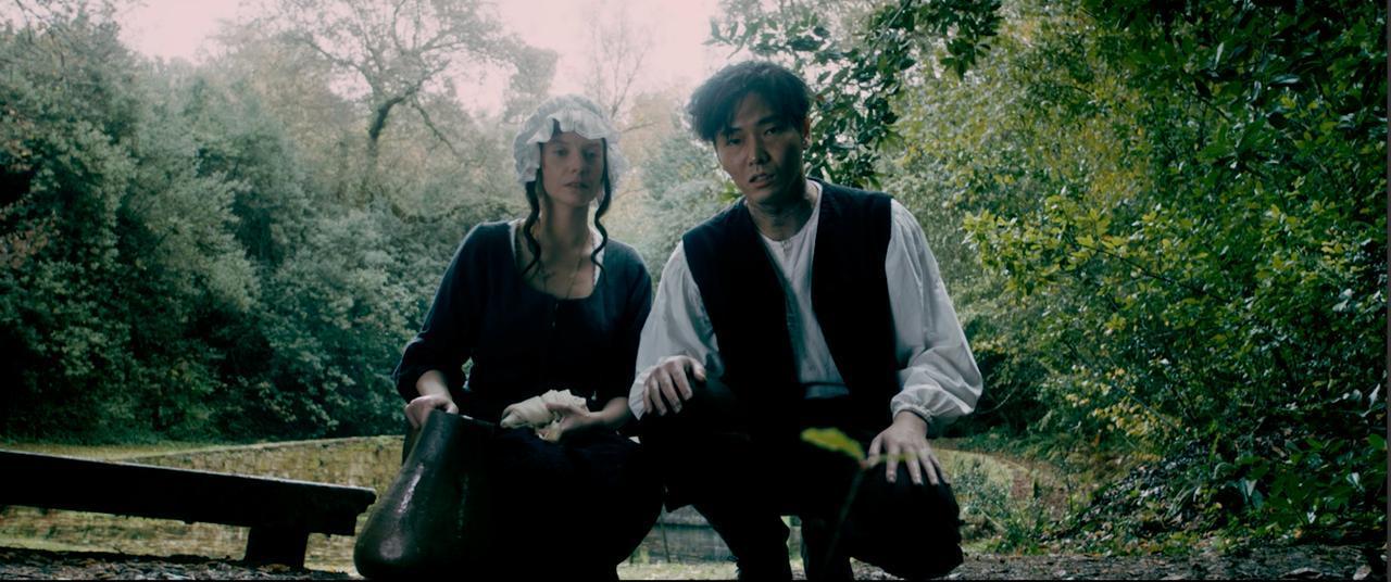 画像: 「ポルトの恋人たち 時の記憶」(主演柄本祐、アナ・モレイラ。監督舩橋淳)