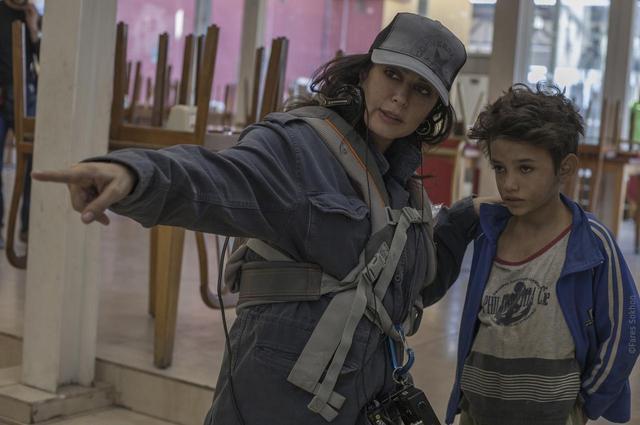 画像1: 『存在のない子供たち』メイキング写真 (C)2018MoozFilms