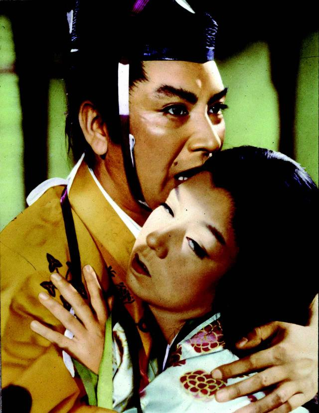 画像: 『地獄門』 (C)KADOKAWA1953