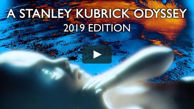 画像1: A Stanley Kubrick Odyssey - 2019 Edition - A Tribute vimeo.com