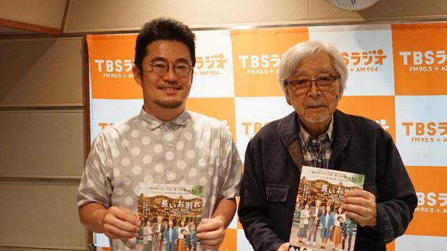 画像: 左より中野量太監督、山田洋次監督