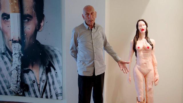 """画像2: 予告!1作100億を超えたジェフ・クーンズ!世界の美術市場の真実""""アートとお金の関係""""に迫るドキュメンタリー『アートのお値段』前澤社長のバスキア作、落札の瞬間も!"""