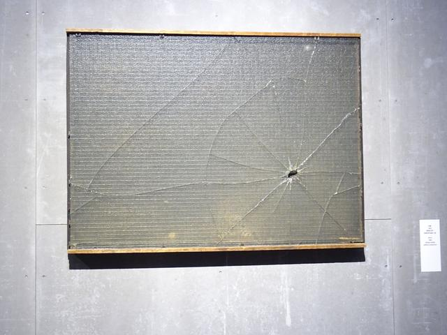 画像: Work 62 glass, panel 1962 collection of National Museum of Modern and Contemporary Art, Korea