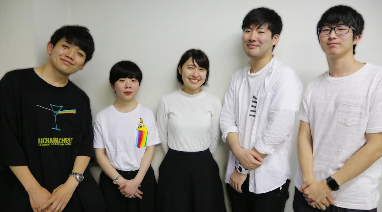 画像1: 東京学生映画祭「学生が選ぶ学生映画の頂点とは・・・?」 セレクション対談インタビュー