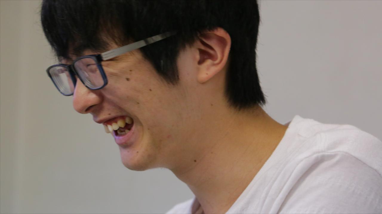 画像: 木村 翔武 所属: 慶應義塾大学2年 好きな映画: 北野武『ソナチネ』