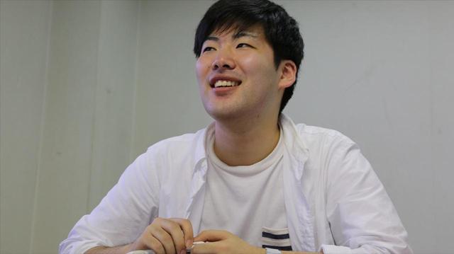 画像: 久米 修人 所属:日本映画大学4年 好きな映画: ジャ・ジャンクー『プラットホーム』