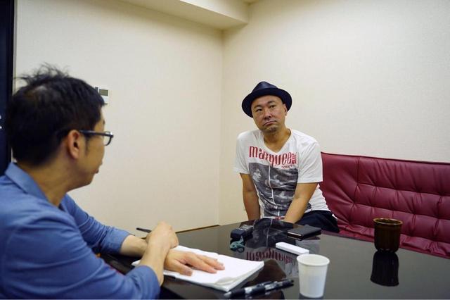 画像1: 内田英治監督インタビュー