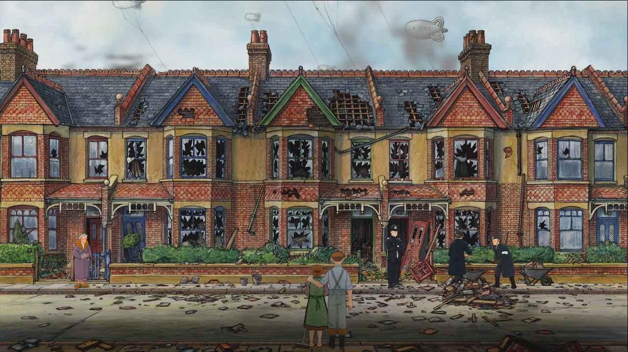 画像4: 予告!岩波ホールで初の2Dアニメーション!「スノーマン」レイモンド・ブリッグズ原作の奇跡の手書きアニメーション『エセルとアーネスト ふたりの物語』