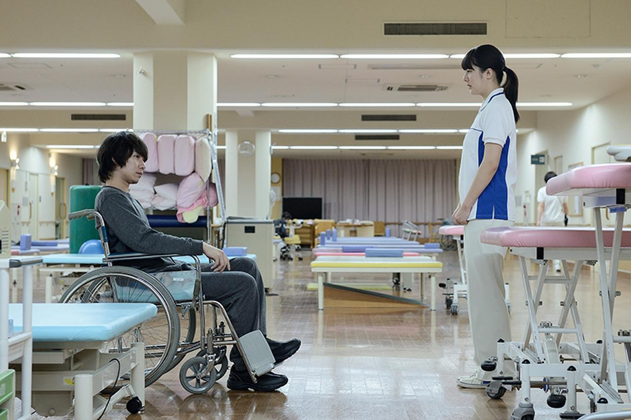 画像1: 観客賞(短編部門)『歩けない僕らは』