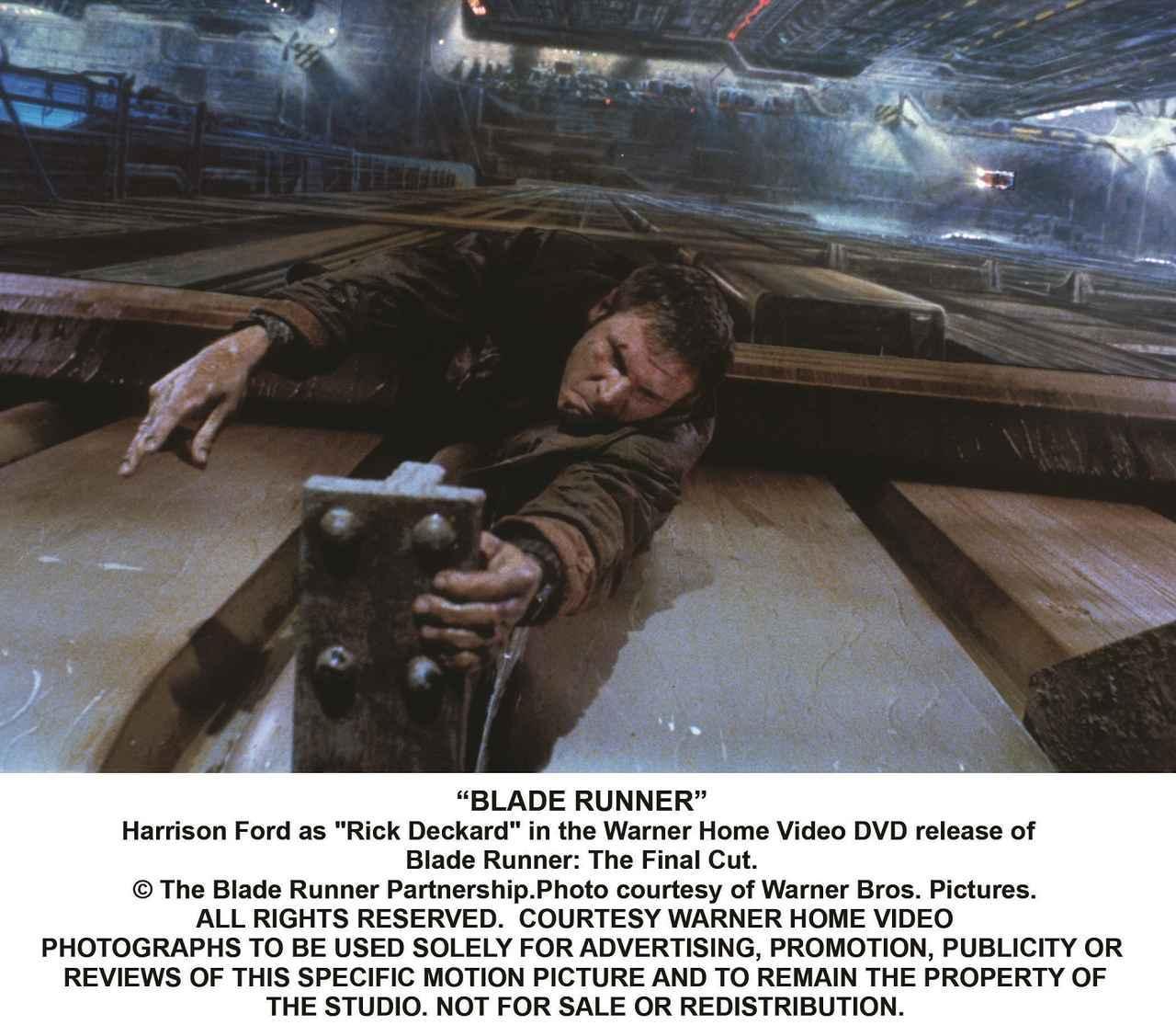 """画像: コメント入り予告!リドリー・スコット監督自身が太鼓判!『ブレードランナー ファイナル・カット』""""伝説""""を体感せよ―日本初IMAX®シアターにて2週間限定公開が決定!"""
