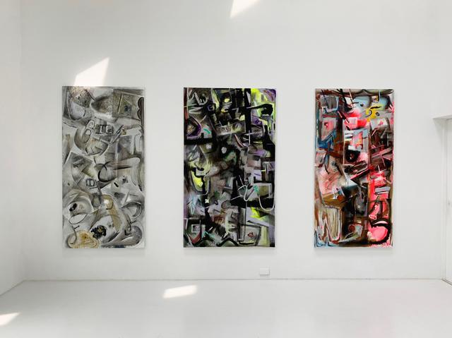 画像: 小林 丈人 Kobayashi Taketo    gallery21yo-j 1981 東京都生まれ 2007 多摩美術大学大学院美術研究科博士前期課程絵画専攻油画研究領域修了