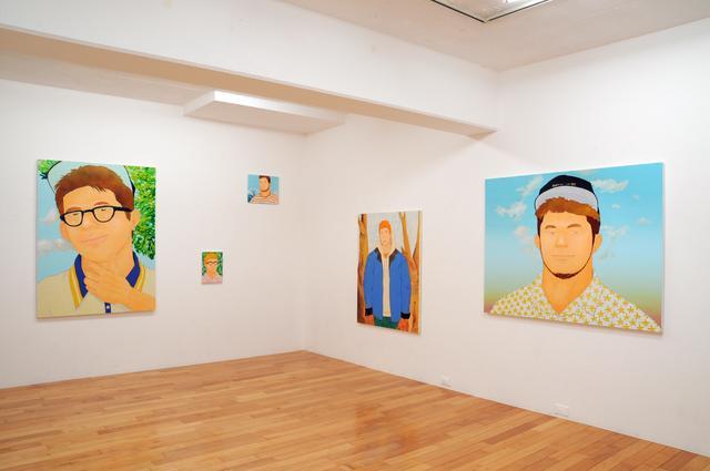 画像: 市川 真也 Ichikawa Shinya      ギャラリイK Gallery K 1987 山梨県生まれ 2012 山梨大学大学院教育学研究科修士課程教科教育専攻芸術文化コース修了