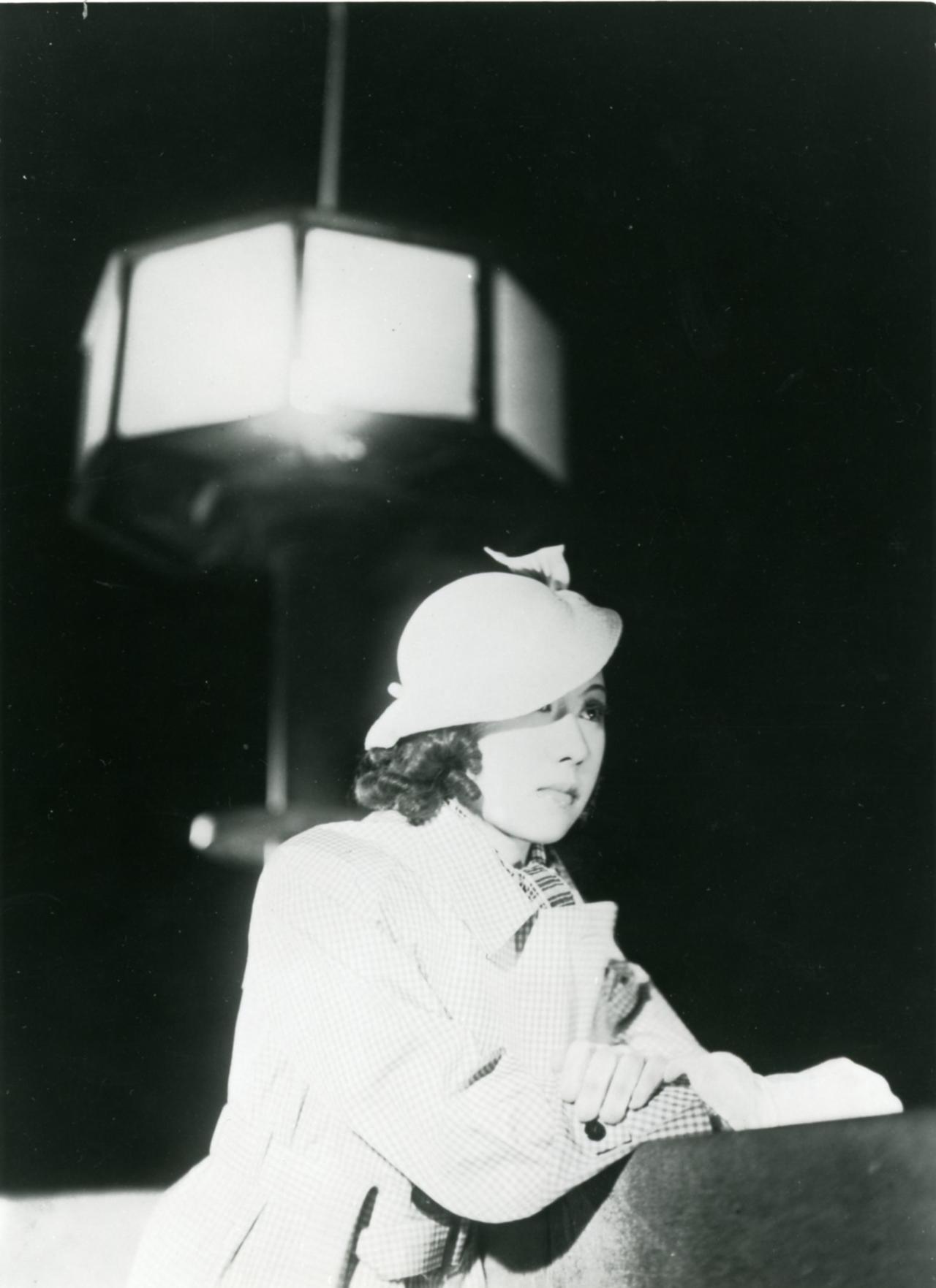 画像: 『浪華悲歌』(1936)