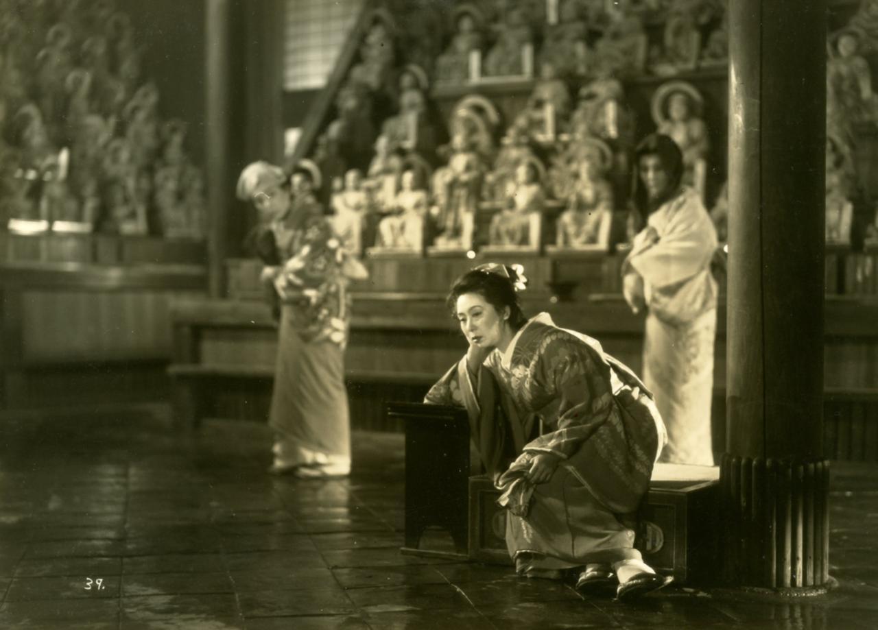 画像: 『西鶴一代女』(1952)