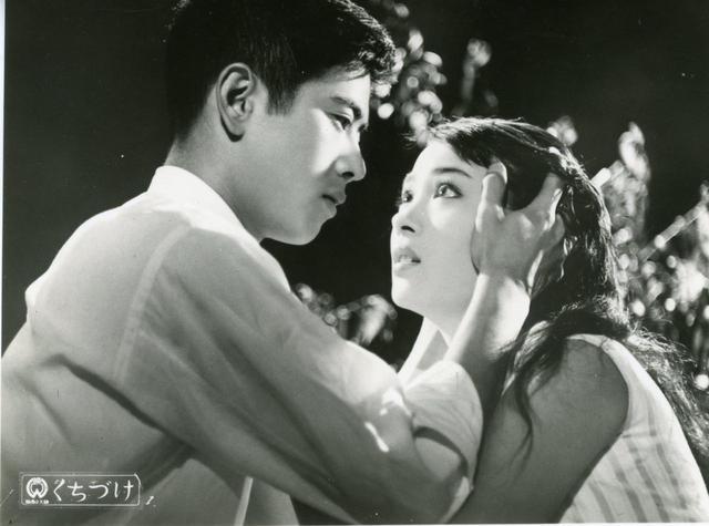 画像: 『くちづけ』(1957)