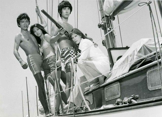 画像: 『八月の濡れた砂』(1971)