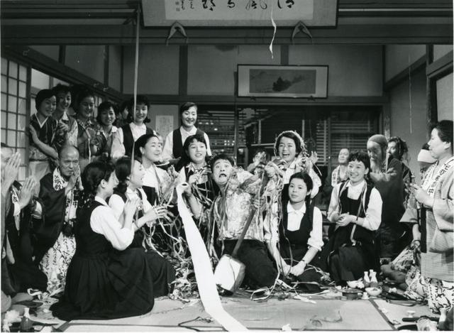 画像: 『駅前旅館』(1958)
