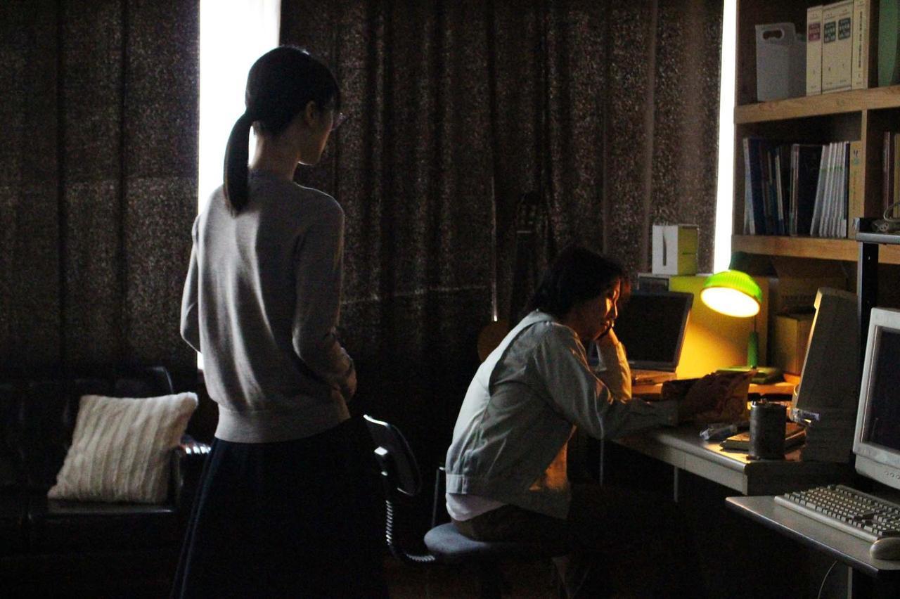 画像2: 『三つの朝』 監督 根岸里紗